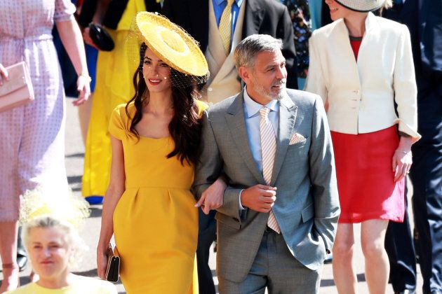 Voici les looks des vedettes au mariage