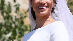La mise en beauté de Meghan Markle a fait tourner les têtes au mariage