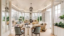 La luxueuse maison des Desmarais est à