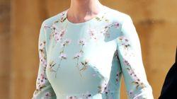 La robe de Pippa Middleton ressemble à s'y méprendre à une cannette de thé