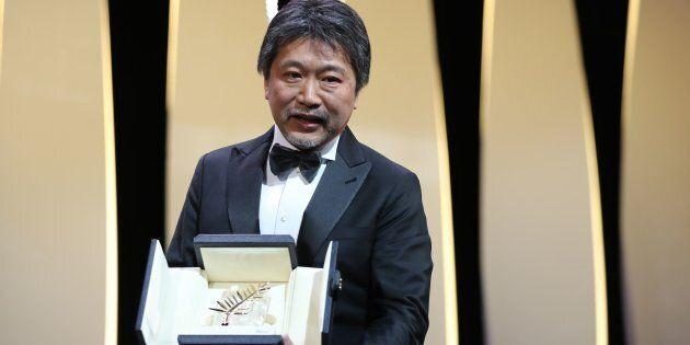 Festival de Cannes: la Palme d'or à «Une affaire de famille» du Japonais