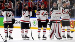 Le Canada s'incline 3-2 devant la Suisse en demi-finales du Mondial de