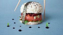Sushi ou burger? Plus besoin de