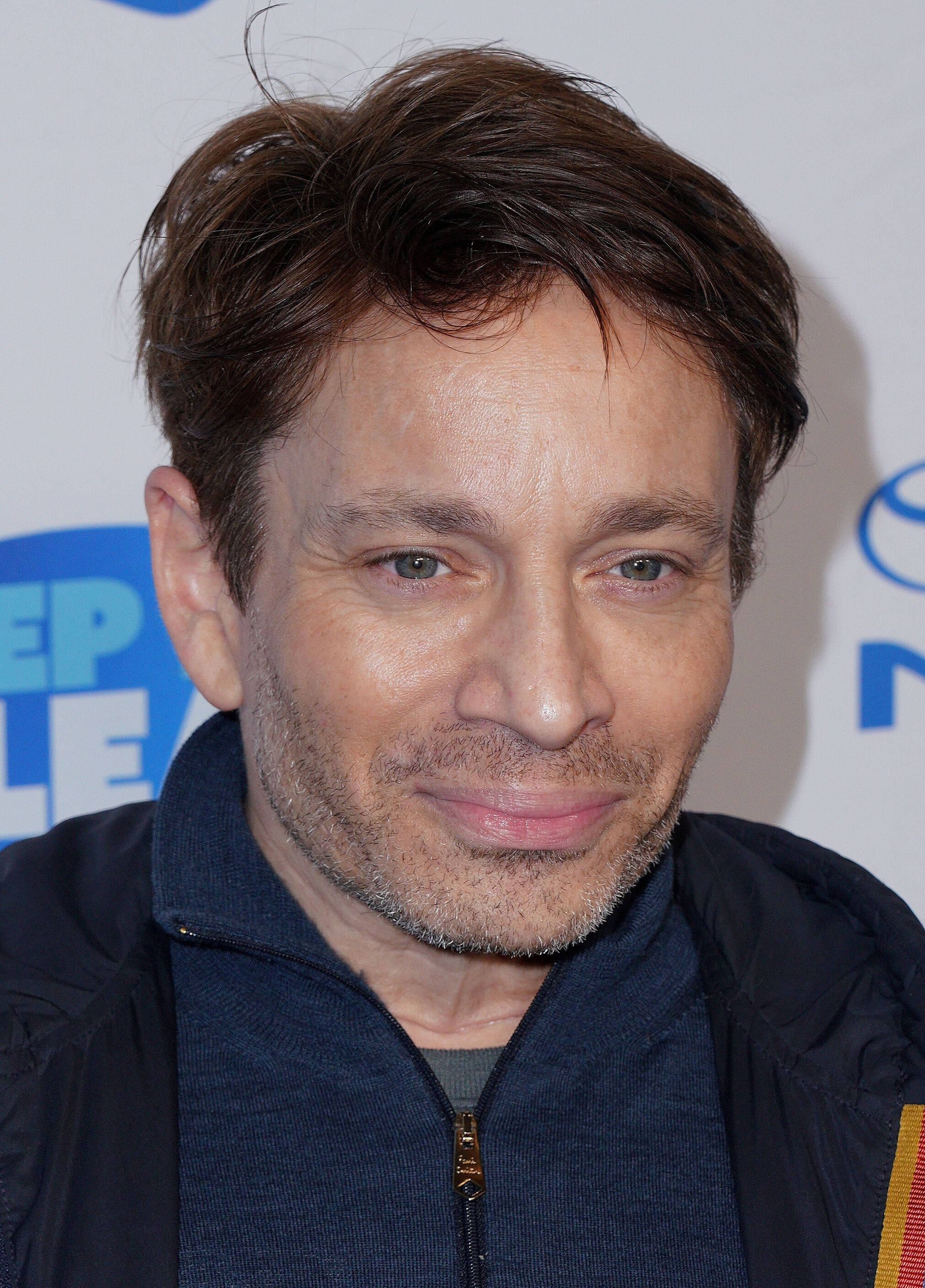 HOLLYWOOD, CA - MARCH 01:  Actor Chris Kattan attends Keep It Clean Live Comedy Benefit for Waterkeeper Alliance at Avalon on March 1, 2018 in Hollywood, California.  (Photo by JC Olivera/Getty Images)