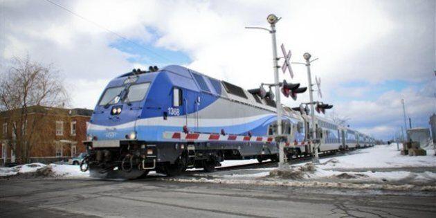 Des employés de Bombardier conduiront les trains de banlieue de