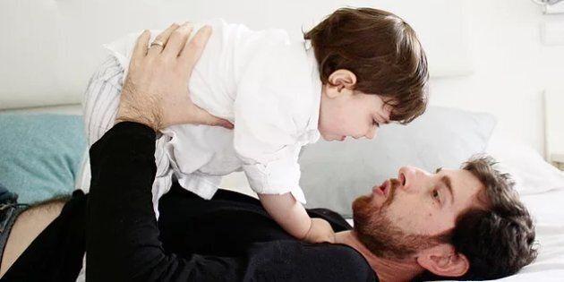 J'en ai assez de n'entendre parler que de l'instinct maternel, et l'instinct paternel