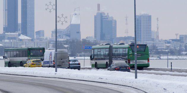 Le 1er janvier 2013, Tallinn est devenue la première capitale dans l'Union européenne à offrir à ses habitants des transports publics gratuits.