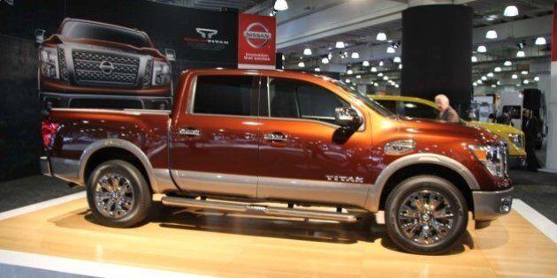 Nissan présente une autre version de son nouveau Titan