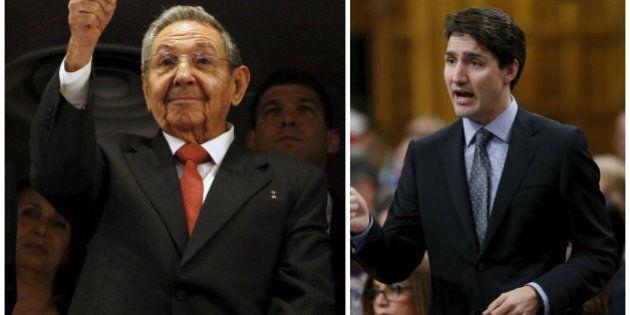 Le premier ministre canadien Justin Trudeau invité à
