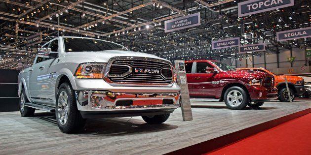 Le Dodge RAM est l'un des camions les plus vendus aux