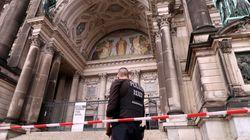 La police tire sur un forcené dans la cathédrale de