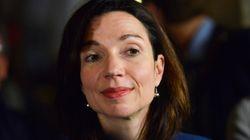 Martine Ouellet échoue son test de confiance au Bloc