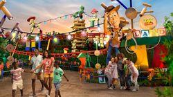 5 bonnes raisons de visiter Toy Story Land cet