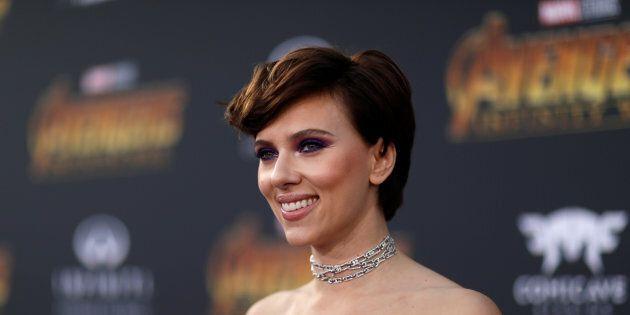 Scarlett Johansson revient sur le mouvement