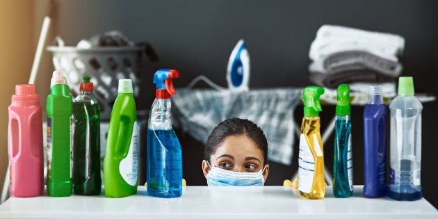Faire le ménage, aussi dangereux que de