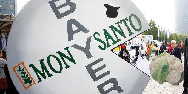 Le nom Monsanto disparaîtra lors du rachat par
