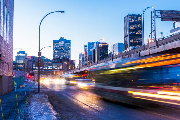 Le fédéral investit 453 millions $ dans le transport en commun à