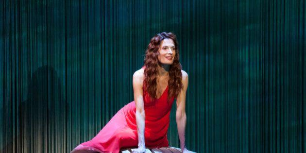Le corps de «Molly Bloom» au Théâtre La Bordée
