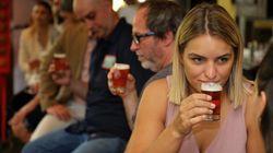 Le plus gros festival de bières internationales en Amérique a lieu cette semaine à