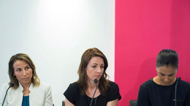 Amélie-Frédérique Gagnon, Gail Kelly et Anna