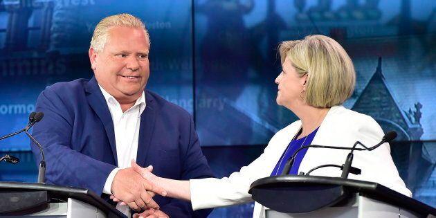 Doug Ford et Andrea