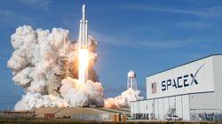 SpaceX retarde ses vols touristiques autour de la