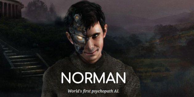Des chercheurs de MIT ont créé une intelligence artificielle psychopathe et l'ont baptisée