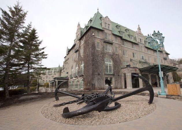 Le sommet du G7 aura lieu au Manoir Richelieu, à La Malbaie, les 7 et 8