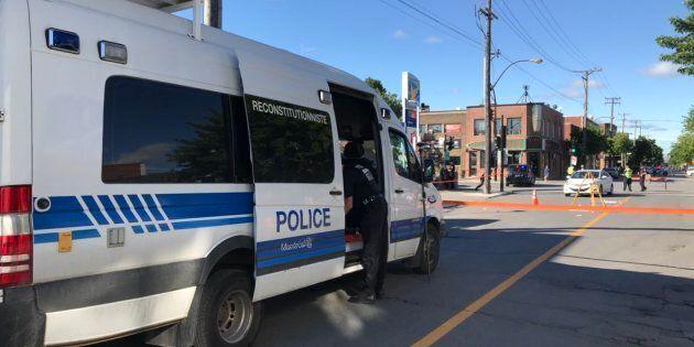 Montréal: une piétonne de 78 ans perd la vie après avoir été percutée dans
