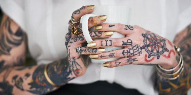 Se faire tatouer peut être dangereux si votre système immunitaire est