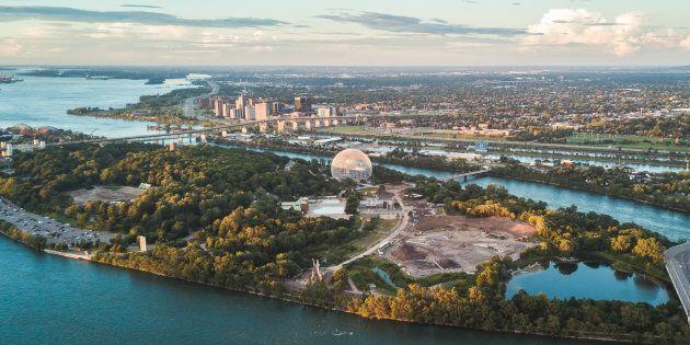 Montréal et Saint-Lambert s'entendent pour régler le bruit au parc