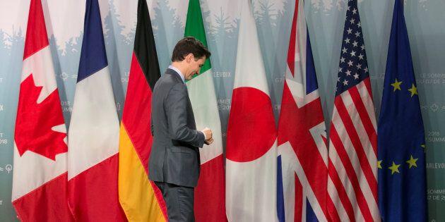 Volte-face de Trump au G7: les réactions commencent à