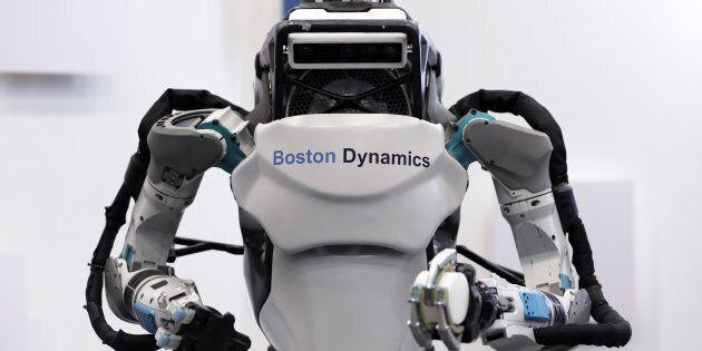 Boston Dynamics fabrique-t-elle des «machines à tuer» ou des aides