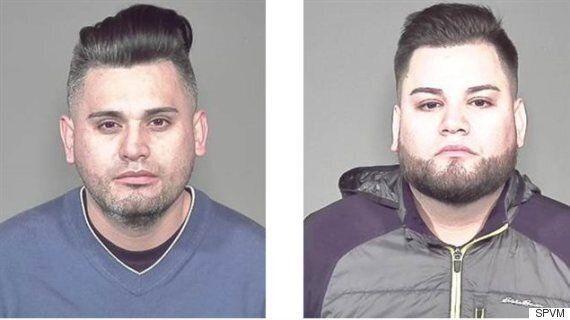 La police recherche des victimes de deux voleurs par