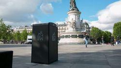 Paris teste ses premières poubelles qui ne débordent