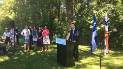 Québec et Montréal annoncent une dalle-parc