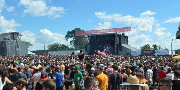 Le Rockfest restructure ses