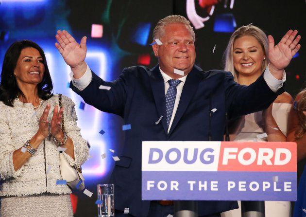 Élu le 7 juin à la tête de l'Ontario, Doug Ford a promis en campagne électorale que la province se retirerait...