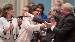 La loi québécoise encadrant le cannabis adoptée, mais pas à