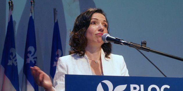 Départ de Martine Ouellet: chronique d'un «lynchage»