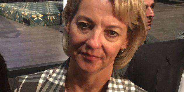 La mairesse de Longueuil porte plainte contre l'opposition devant la Commission municipale du
