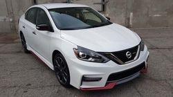 Nissan dévoile la Sentra Nismo et un Rogue édition Star