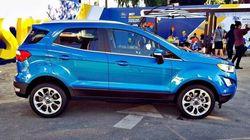 Ford dévoile son tout nouveau VUS EcoSport à Los