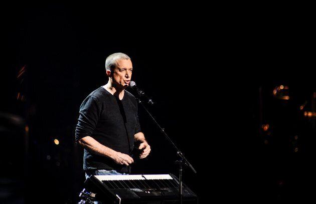 Le chanteur Dan Bigras a annoncé l'automne dernier qu'il est atteint d'un cancer colorectal de stade
