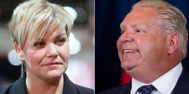 La ministre québécoise du Développement durable, de l'Environnement et de la Lutte contre les changements...