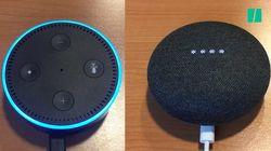 Amazon Echo ou Google Home, qui est le meilleur assistant vocal? La réponse en 15