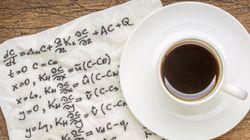 Des mathématiciens ont découvert la formule du «café