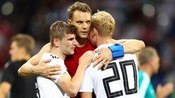 Coupe du monde: l'Allemagne bat la