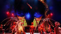 Le Cirque du Soleil ouvrira des centres de jeu pour
