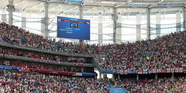 Coupe du monde: l'Angleterre et la Belgique qualifiées pour les huitièmes de